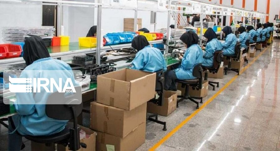 واحد تولیدکننده محصولات پرداخت الکترونیکی در خرمشهربهرهبرداری شد