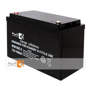 باتری 12 ولت 100 آمپر فناپ تک