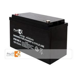 باتری 12 ولت 65 آمپر فناپ تک